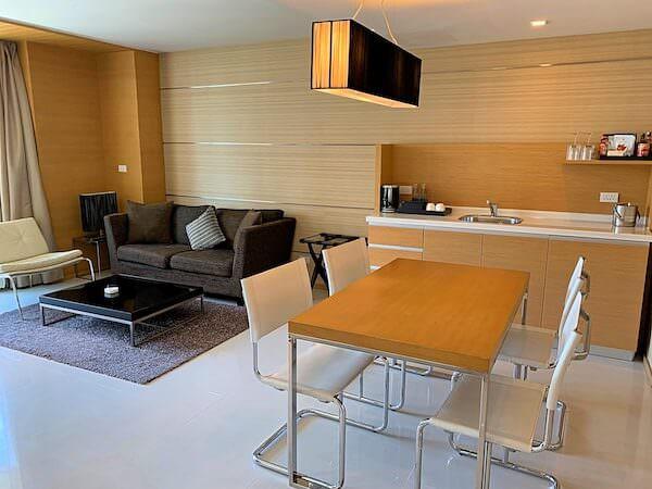 アナンタラ サトーン バンコク ホテル(Anantara Sathorn Bangkok Hotel)の客室1