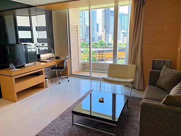 アナンタラ サトーン バンコク ホテル(Anantara Sathorn Bangkok Hotel)の客室2