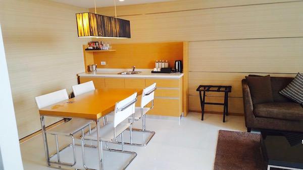 アナンタラ サトーン サトーン バンコク ホテルのキッチン