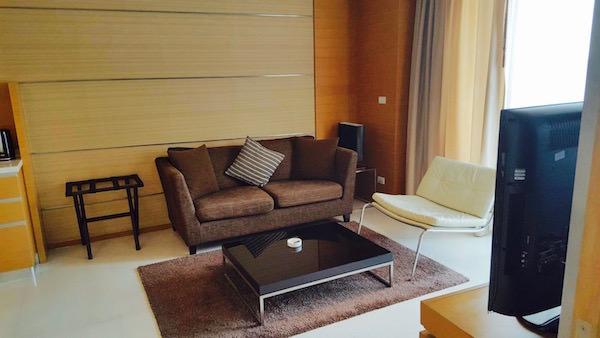 アナンタラ サトーン サトーン バンコク ホテルの客室4