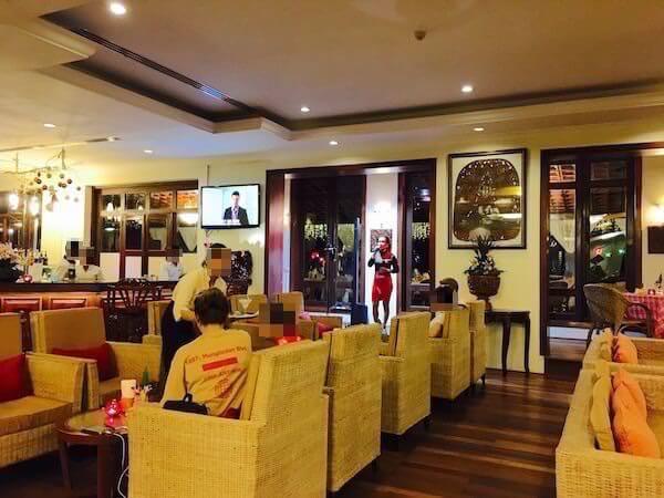 アンコール パラダイス ホテル (Angkor Paradise Hotel)のバー