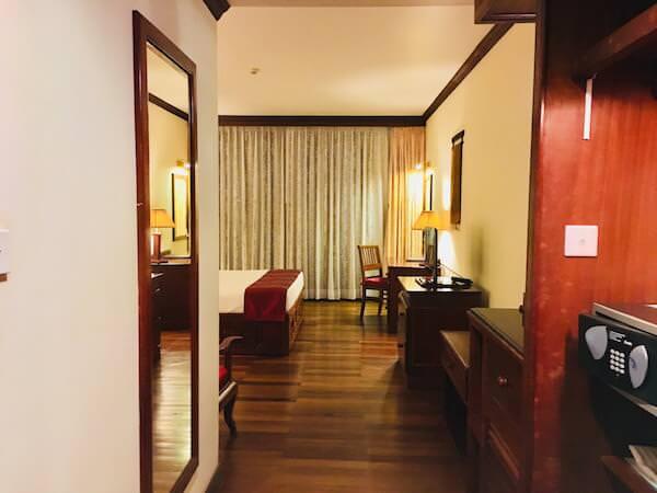 アンコール パラダイス ホテル (Angkor Paradise Hotel)の客室1