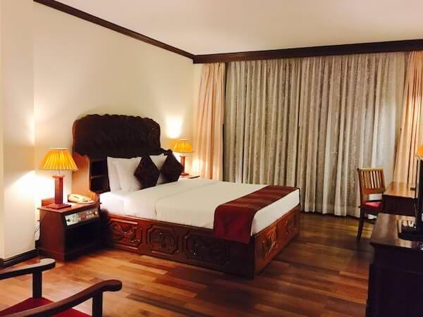 アンコール パラダイス ホテル (Angkor Paradise Hotel)の客室2