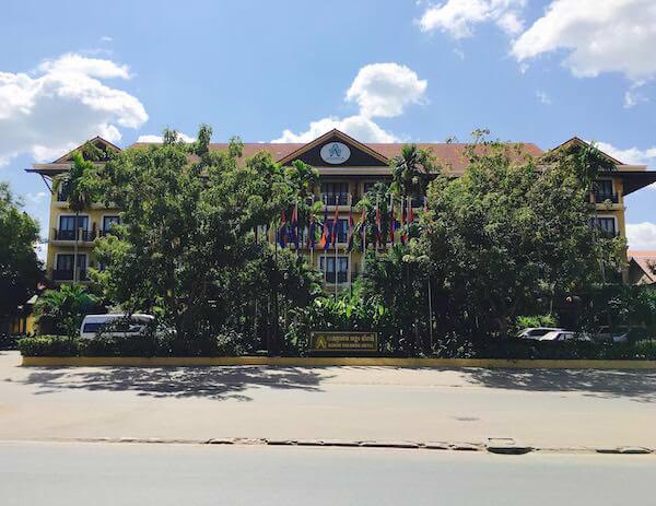 アンコール パラダイス ホテル (Angkor Paradise Hotel)の外観