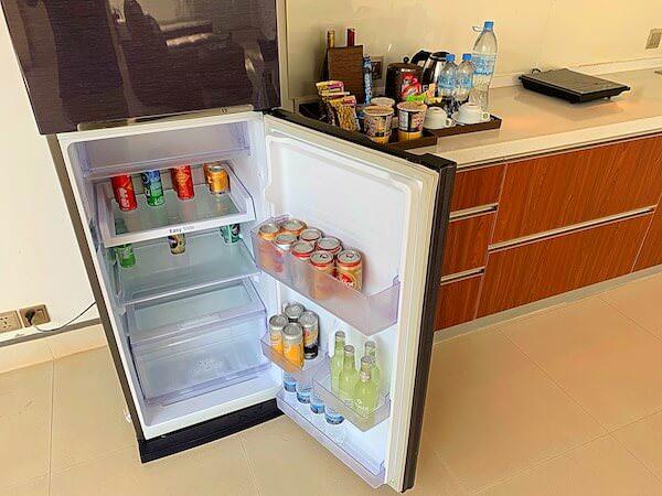 アンコール ランデブー(Angkor Rendezvous)の冷蔵庫