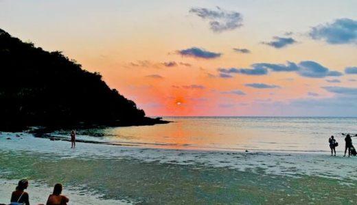 サメット島を100倍楽しめる観光ガイド。5ヶ所のおすすめビーチと絶景夕日スポット。