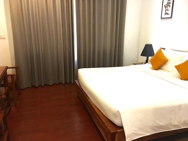 アプサラ セントレポール ホテル(Apsara Centrepole Hotel)の客室1