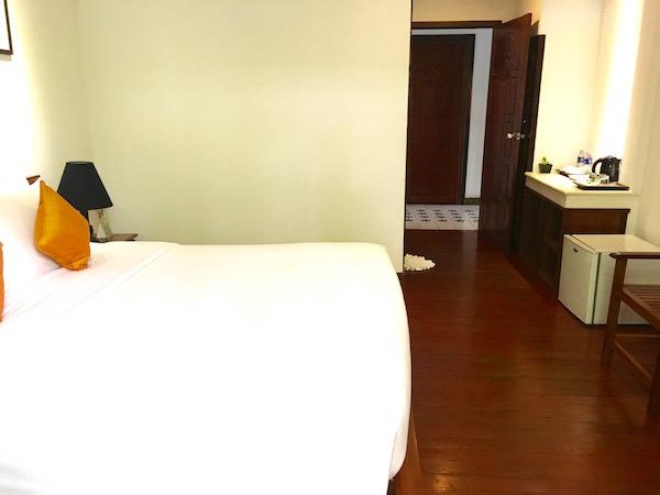 アプサラ セントレポール ホテル(Apsara Centrepole Hotel)の客室2