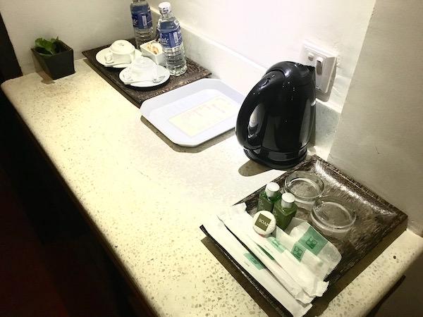 アプサラ セントレポール ホテル(Apsara Centrepole Hotel)のシャワールーム2