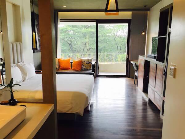 アプサラ レジデンス ホテル (Apsara Residence Hotel)の客室1