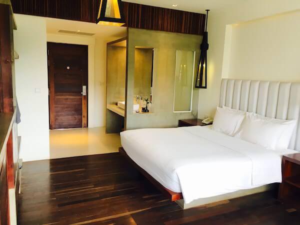 アプサラ レジデンス ホテルの客室3