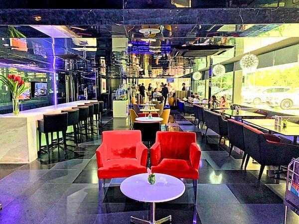 アライズホテルスクンビット(Arize Hotel Sukhumvit)併設のレストラン