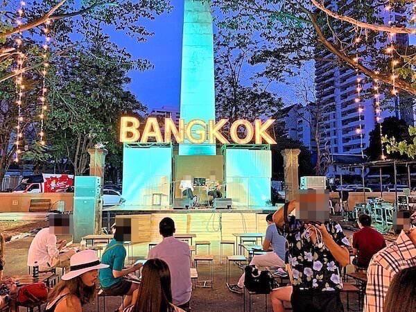 アートボックス バンコク(ArtBox Bangkok)のライブステージ