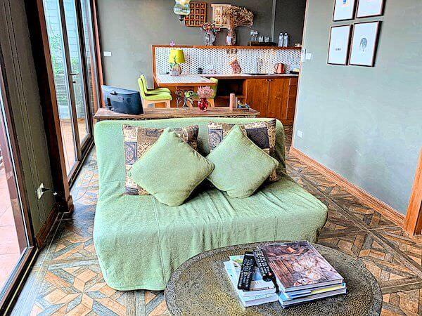 アルン レジデンス(Arun Residence)のソファー