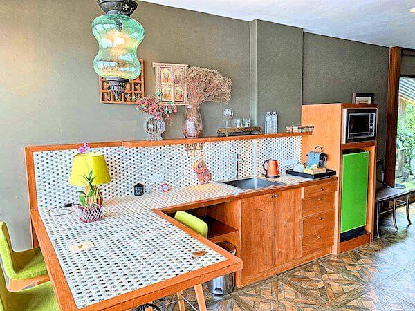 アルン レジデンス(Arun Residence)のキッチン