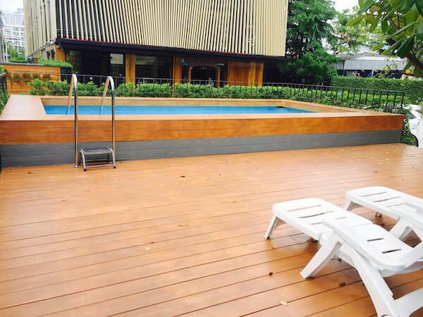 アサナ ホテル&レジデンス(Asana Hotel & Residence)のプール