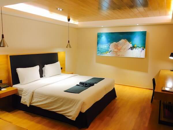 アサナ ホテル&レジデンス(Asana Hotel & Residence)の客室2