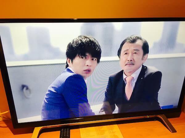 アサナ ホテル&レジデンス(Asana Hotel & Residence)のテレビ