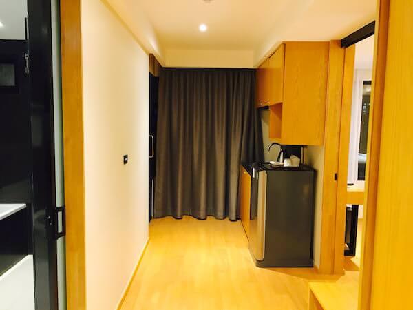 アサナ ホテル&レジデンス(Asana Hotel & Residence)の客室1