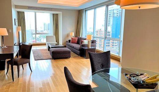バンコクの家族向けホテル4軒を紹介。一部屋に4人〜5人がストレスなく過ごせます。