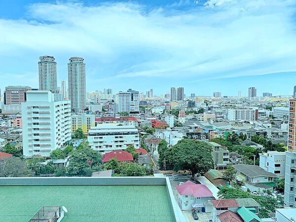 アスコット サトーン バンコク(Ascott Sathorn Bangkok)の客室から見える景色