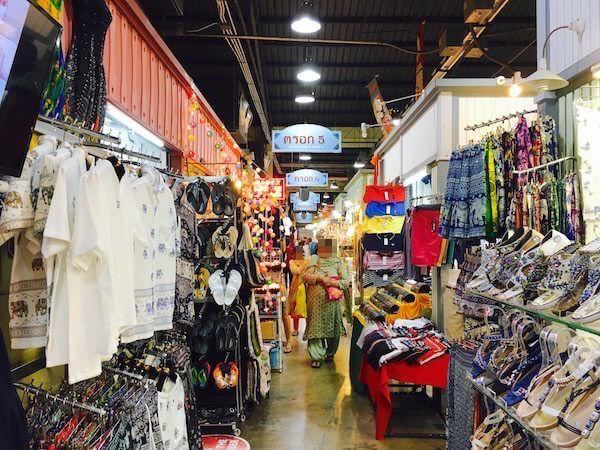 アジアティーク チャルンクルン地区の雑貨屋