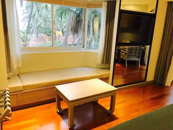 AVANI パタヤ リゾート&スパ (AVANI Pattaya Resort & Spa)の客室窓