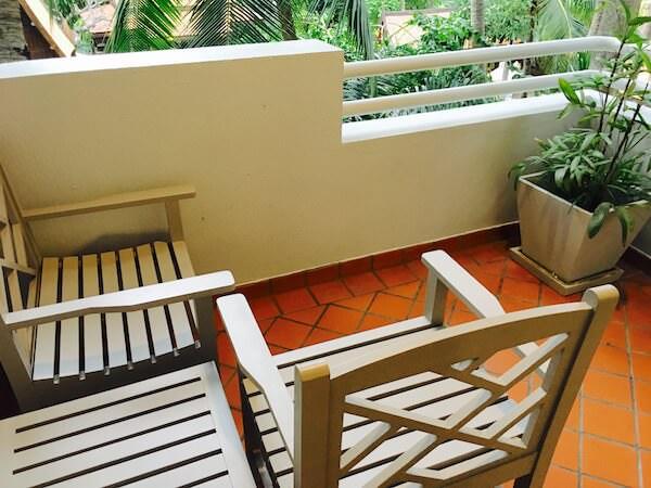 AVANI パタヤ リゾート&スパ (AVANI Pattaya Resort & Spa)のバルコニー