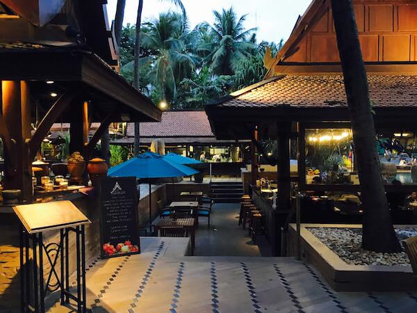 AVANI パタヤ リゾート&スパ (AVANI Pattaya Resort & Spa)のサラリムナム