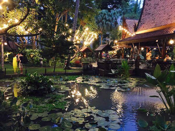 AVANI パタヤ リゾート&スパ (AVANI Pattaya Resort & Spa)の中庭2