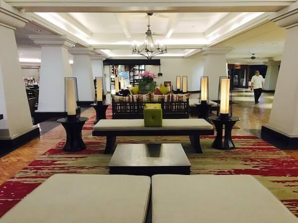 AVANI パタヤ リゾート&スパ (AVANI Pattaya Resort & Spa)のエントランスロビー2