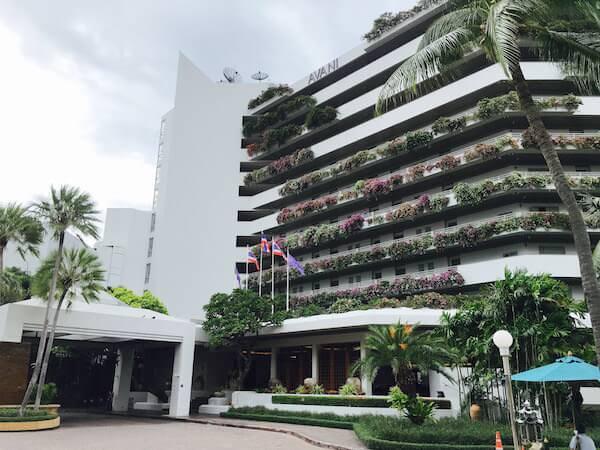 AVANI パタヤ リゾート&スパ (AVANI Pattaya Resort & Spa)の外観