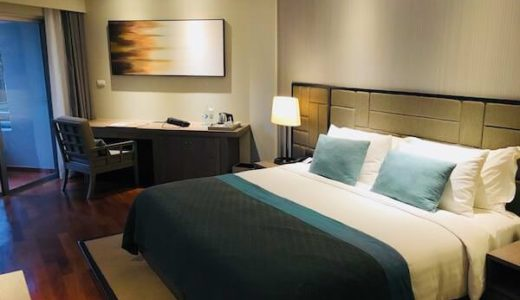 アヴァニ パタヤ リゾート & スパ。パタヤで最高級の五つ星リゾートホテル宿泊レポート。
