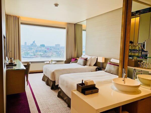 アヴァニ リバーサイド バンコク ホテル(Avani Riverside Bangkok Hotel)の客室