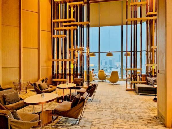 アヴァニ リバーサイド バンコク ホテル(Avani Riverside Bangkok Hotel)のクラブラウンジ