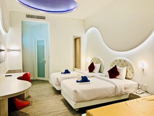 アバンタラ リゾート(Avatara Resort)の客室1