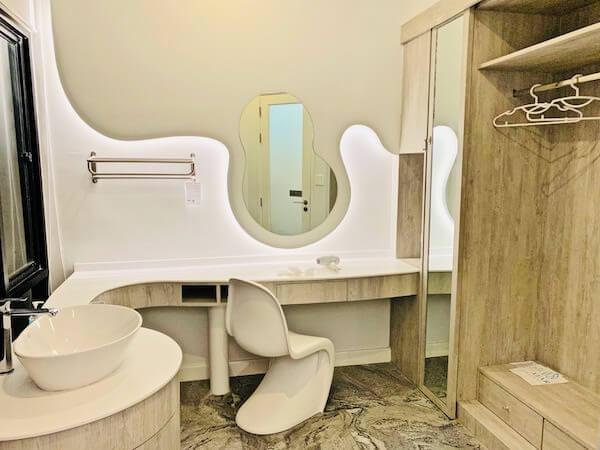 アバンタラ リゾート(Avatara Resort)のシャワールーム1