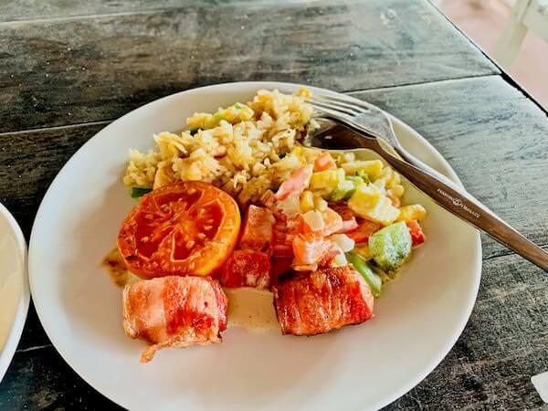 アバンタラ リゾート(Avatara Resort)の朝食