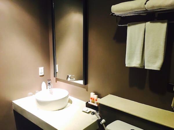 アヤ ブティック ホテル パタヤ (Aya Boutique Hotel Pattaya)のシャワールーム2