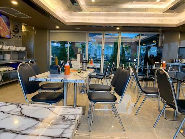 B ユア ホーム ホテル ドンムアン エアポート バンコク(B-your home Hotel Donmueang Airport Bangkok)のレストラン