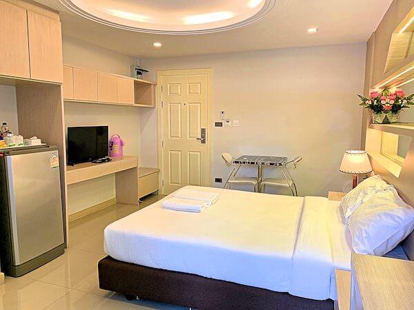 B ユア ホーム ホテル ドンムアン エアポート バンコク(B-your home Hotel Donmueang Airport Bangkok)の客室2
