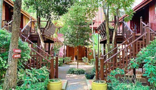 車持ちにおすすめ!アンパワー近くの自然に囲まれたリゾートホテル「バーン アムパワリゾート アンド スパ」で日常を忘れてゆったりと。