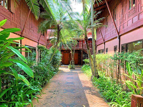 バーン アムパワ リゾート アンド スパ(Baan Amphawa Resort and Spa)の敷地内4