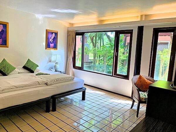 バーン アムパワ リゾート アンド スパ(Baan Amphawa Resort and Spa)のスーペリアルーム2