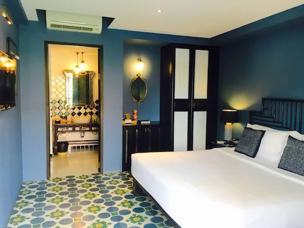バーン チャート ホテル(Baan Chart Hotel)の客室1