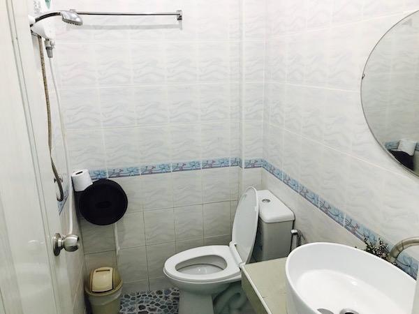 バーン サイ トン(Baan Sai Thong)のシャワールーム1