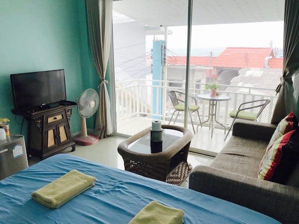 バーン サイ トン(Baan Sai Thong)の客室3
