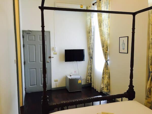 バーン サイ ラ ゲストハウスの客室2