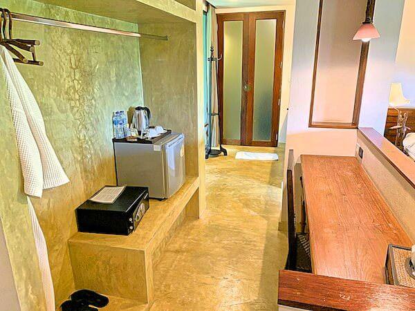 バーン ティエ ワン ホテル(Baan Tye Wang Hotel)の客室3