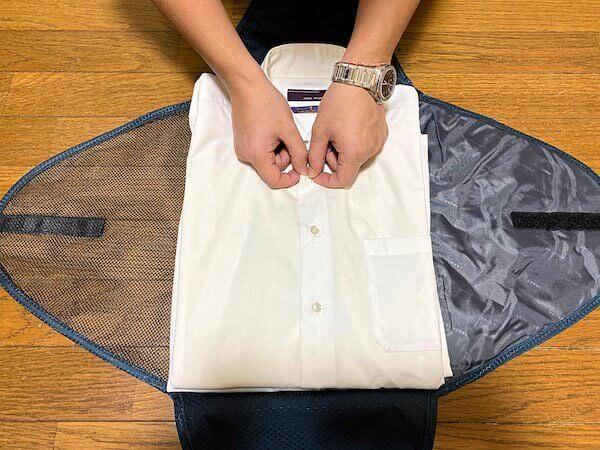 バッグスマートのYシャツケース
